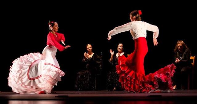 Ciutat Flamenco em Barcelona