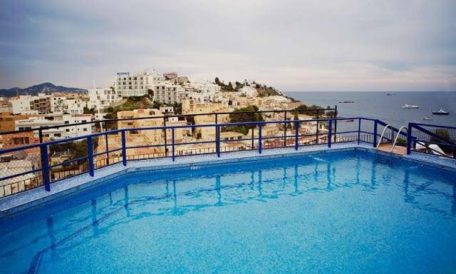 Hotel Don Quijote em Ibiza