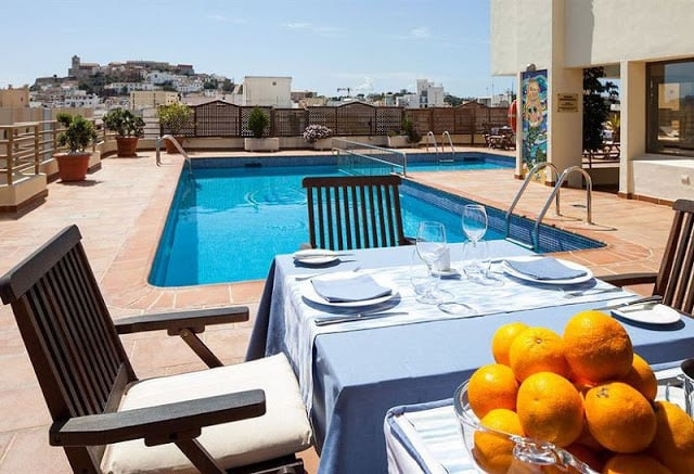 Hotel Royal Plaza em Ibiza