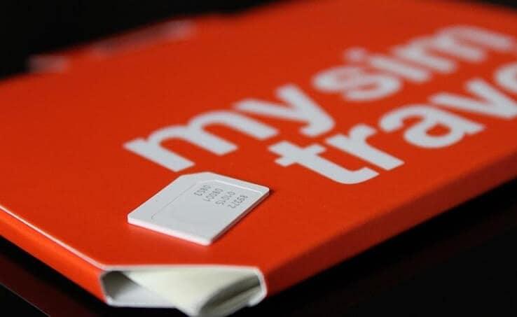 Chip de celular para Espanha e Europa: Mysimtravel com Internet