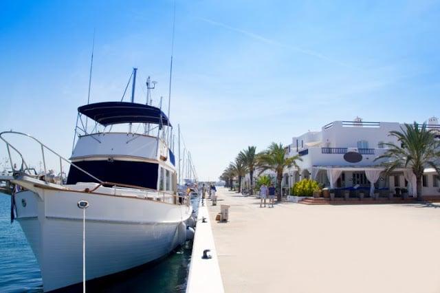 Como ir de Ibiza a Formentera