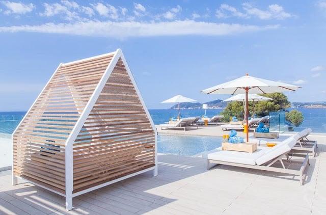 Hotéis de luxo em Ibiza