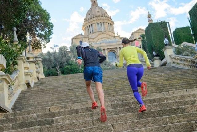 Corrida Salomon Run em abril