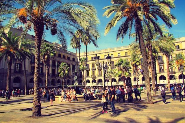 Feriados em Barcelona em 2018