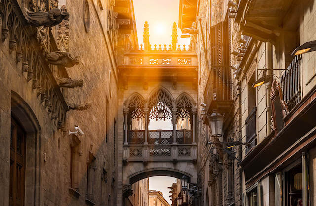 Barcelona - Bairro Gótico