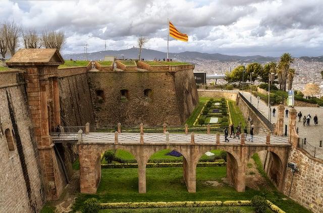 Castelo Medieval de Montjuic