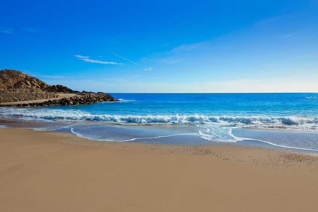 Playa de Cullera - Valência