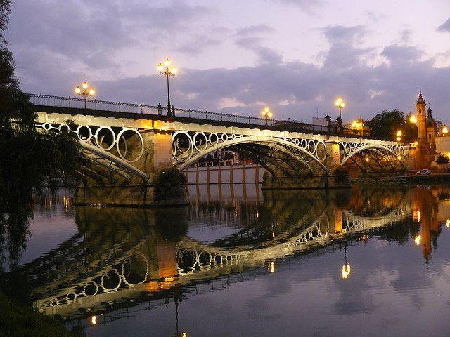 Puente de Triana - Sevilha