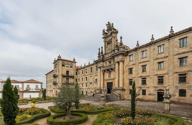 Monasterio de San Martin Pinario - Santiago de Compostela