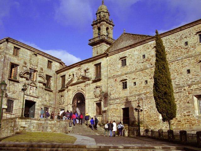 Museu do Povo Galego em Santiago de Compostela