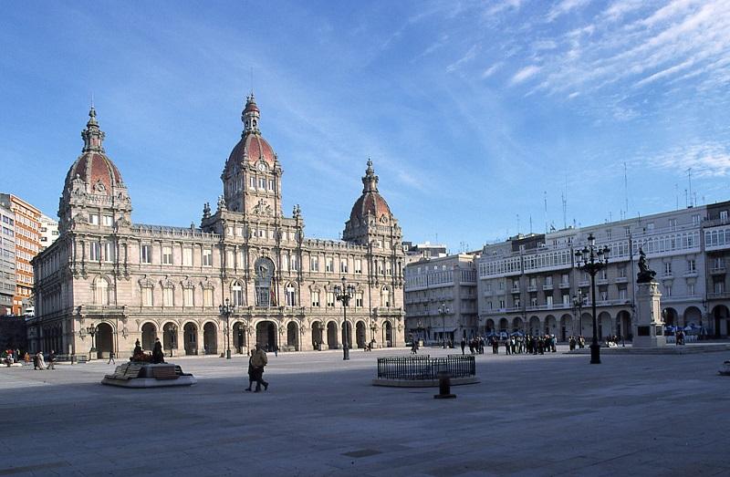 Centro de A Coruña
