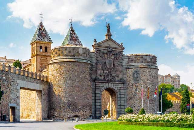 Entrada de Toledo