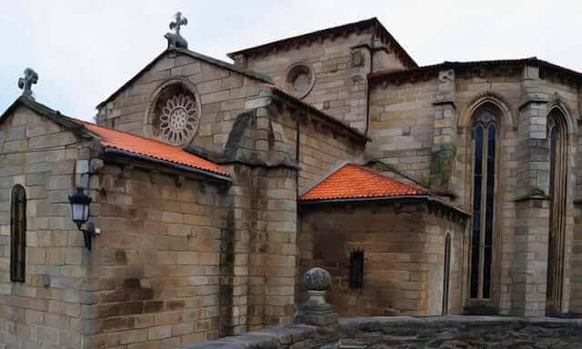 Iglesia de San Francisco em A Coruña