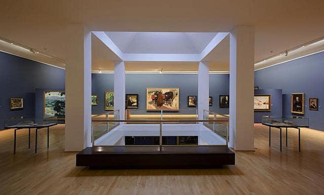 Museo de Bellas Artes em A Coruña