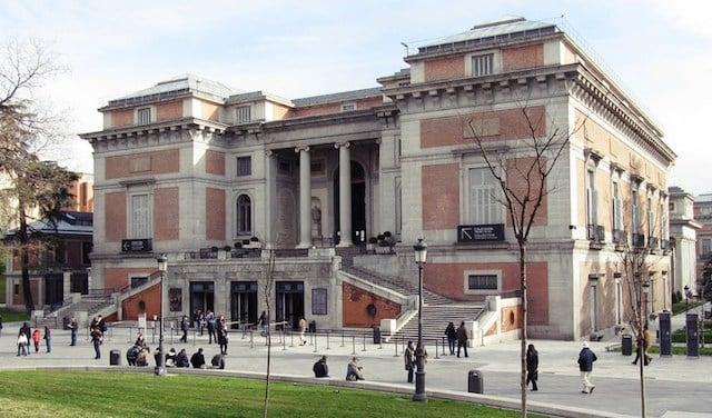 Edifício do Museu del Prado