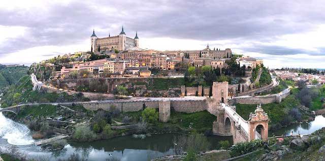 Excursão de meio dia a Toledo saindo de Madri