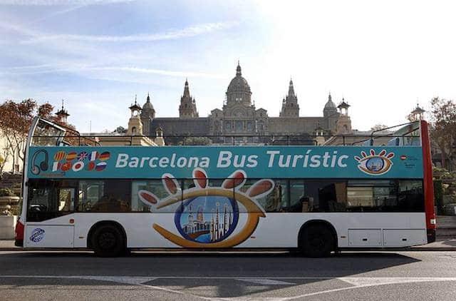 Ingressos para o Ônibus Turístico Hop On Hop Off de Barcelona
