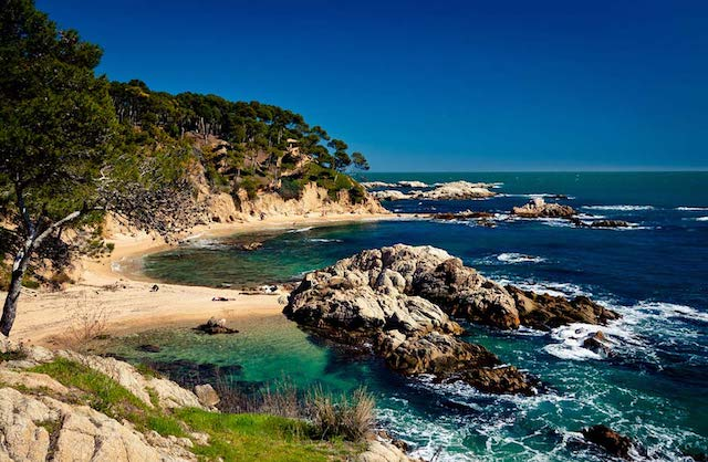 Excursão de 1 dia pela Costa Brava saindo de Barcelona