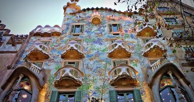 Ingressos para a Casa Batlló em Barcelona