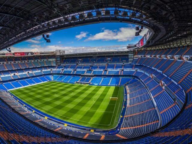 Excursão pelo Estádio do Real Madri