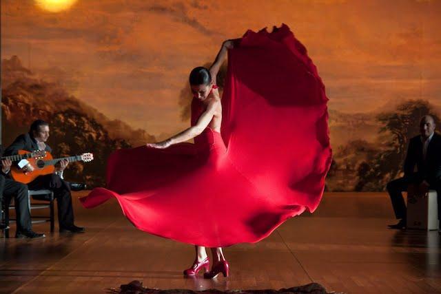 Show de flamenco em Barcelona