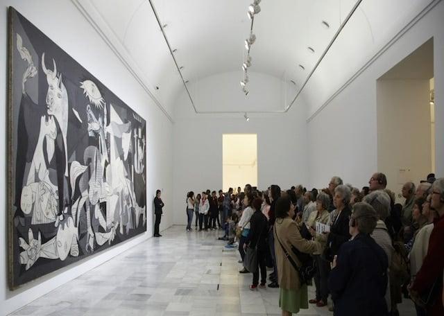 Guernica - Museu Reina Sofia em Madri