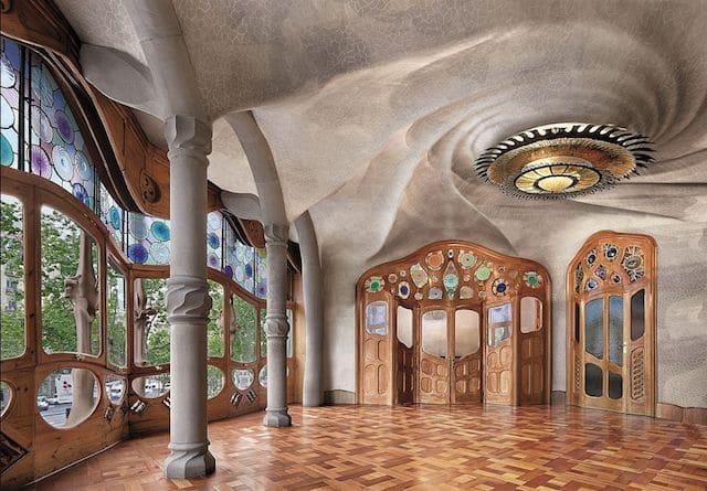 Visita à Casa Batlló em Barcelona