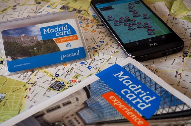Descontos para atrações com o Madri Card