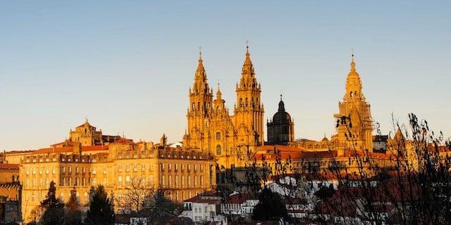 Pontos Turísticos em Santiago de Compostela