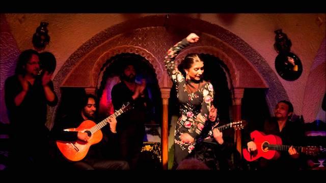 Jantar e Show de Flamenco em Barcelona