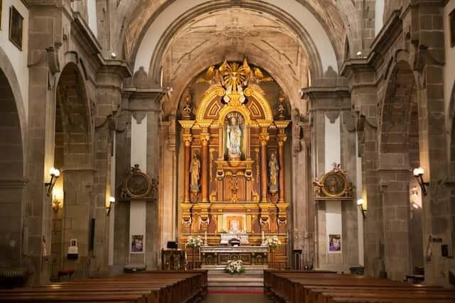 Iglesia de San Nicolás em La Coruña