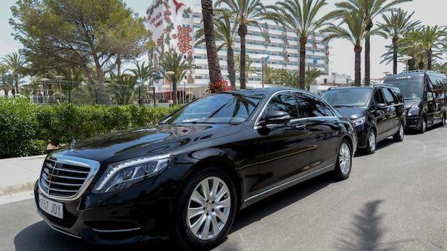 Serviço de transfer em Ibiza