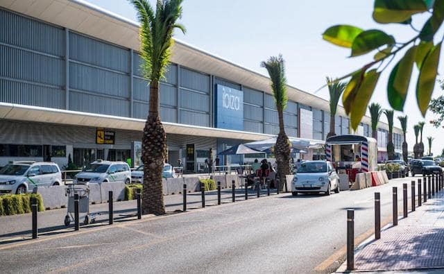 Transfer do Aeroporto de Ibiza até o hotel