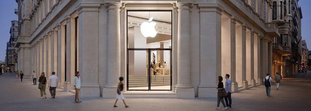 Apple em Barcelona