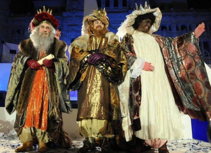 Cabalgata Reyes Magos Madri