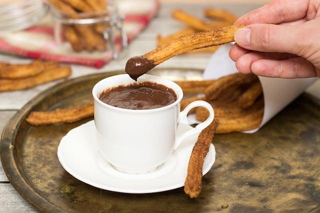 Comer e beber em Madri no Natal