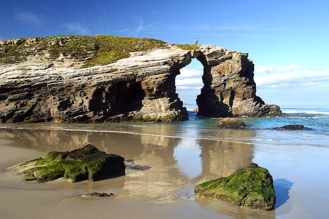 Galicia - Praia das Catedrais