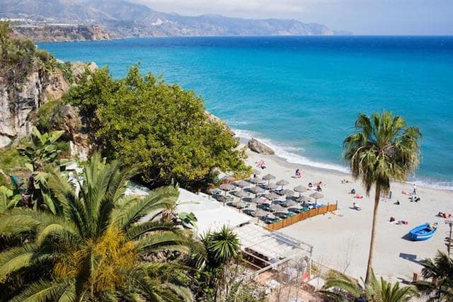 Costa del Sol em Málaga