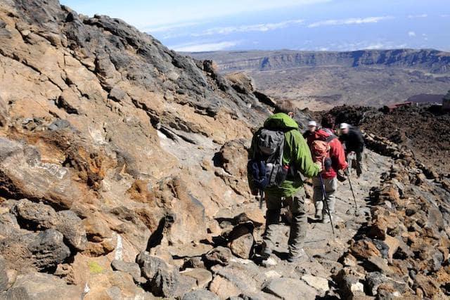 Passeios Guiados no Parque Nacional del Teide