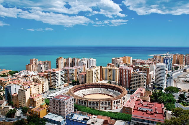 Onde ficar em Málaga: Melhores Regiões