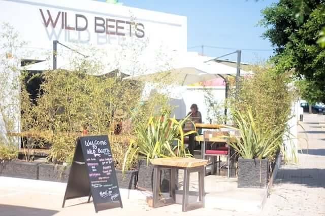 Restaurante Wild Beets em Ibiza
