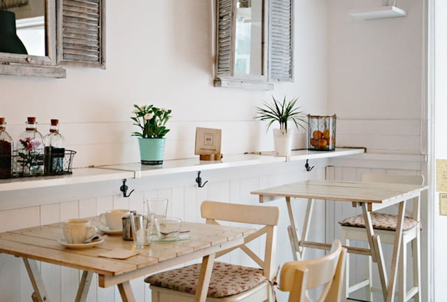 Restaurante Punto Vegano em Madri
