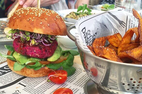 Restaurantes Veganos em Ibiza