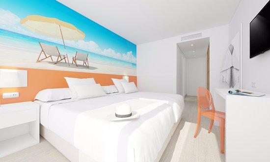 Hotel BQ Carmen Playa em Maiorca - quarto