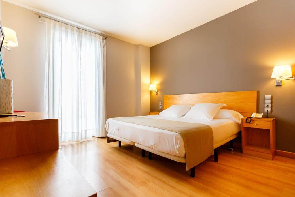 Hotel AACR Museu em Sevilha - quarto