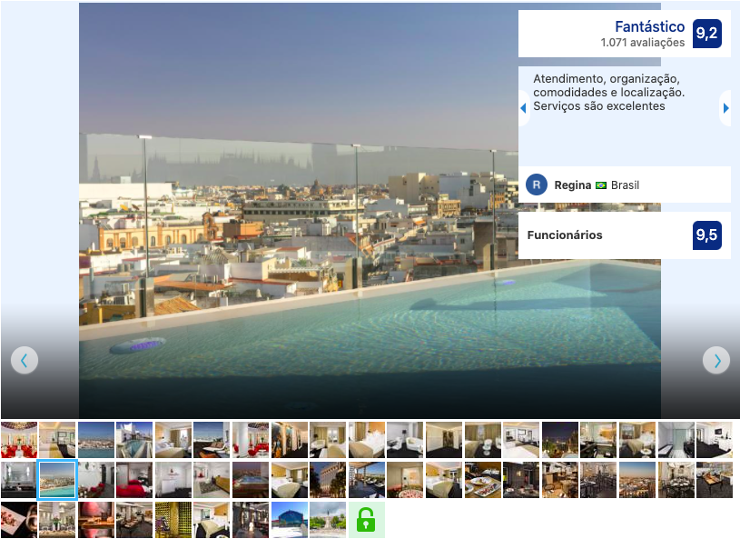 Hotel Gran Meliá Colón em Sevilha