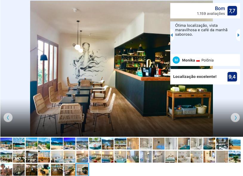 Hotel Miramar em Maiorca