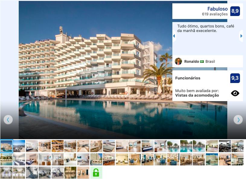 Hotel OLA Tomir em Maiorca