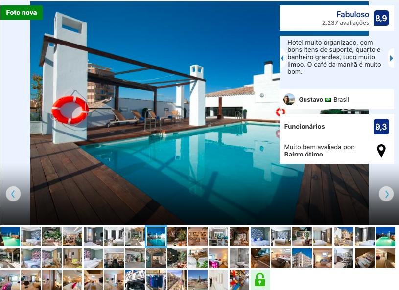 Hotel Vincci Selección Posada del Patio em Málaga