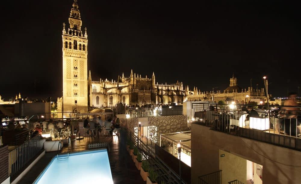 Hotéis de luxo em Sevilha